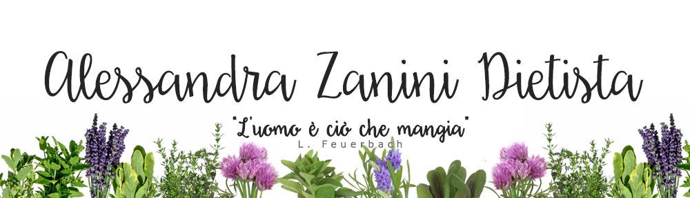 Alessandra Zanini Dietista