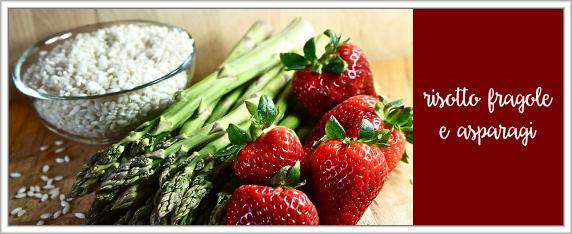 risotto-fragole-asparagi