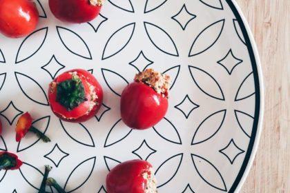 Sono sbarcata anche su instagram: prima ricetta i peperoncini ripieni!