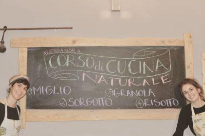 Corso di cucina naturale: prima lezione i cereali senza glutine