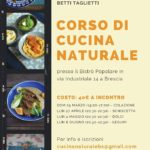 Corsi di cucina naturale 2020